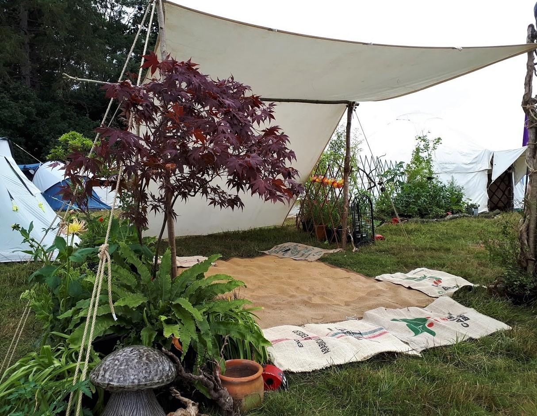Green Gathering garden